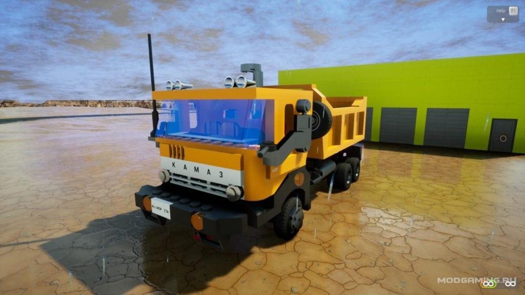 Brick Rigs: Kamaz 5320