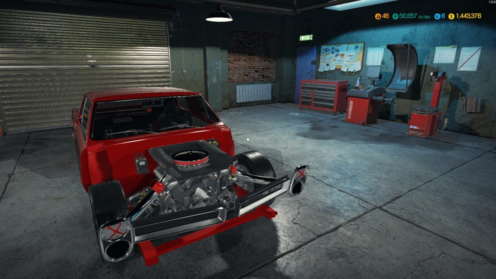 1965 Pontiac GTO Mod for Car Mechanic Simulator 2018