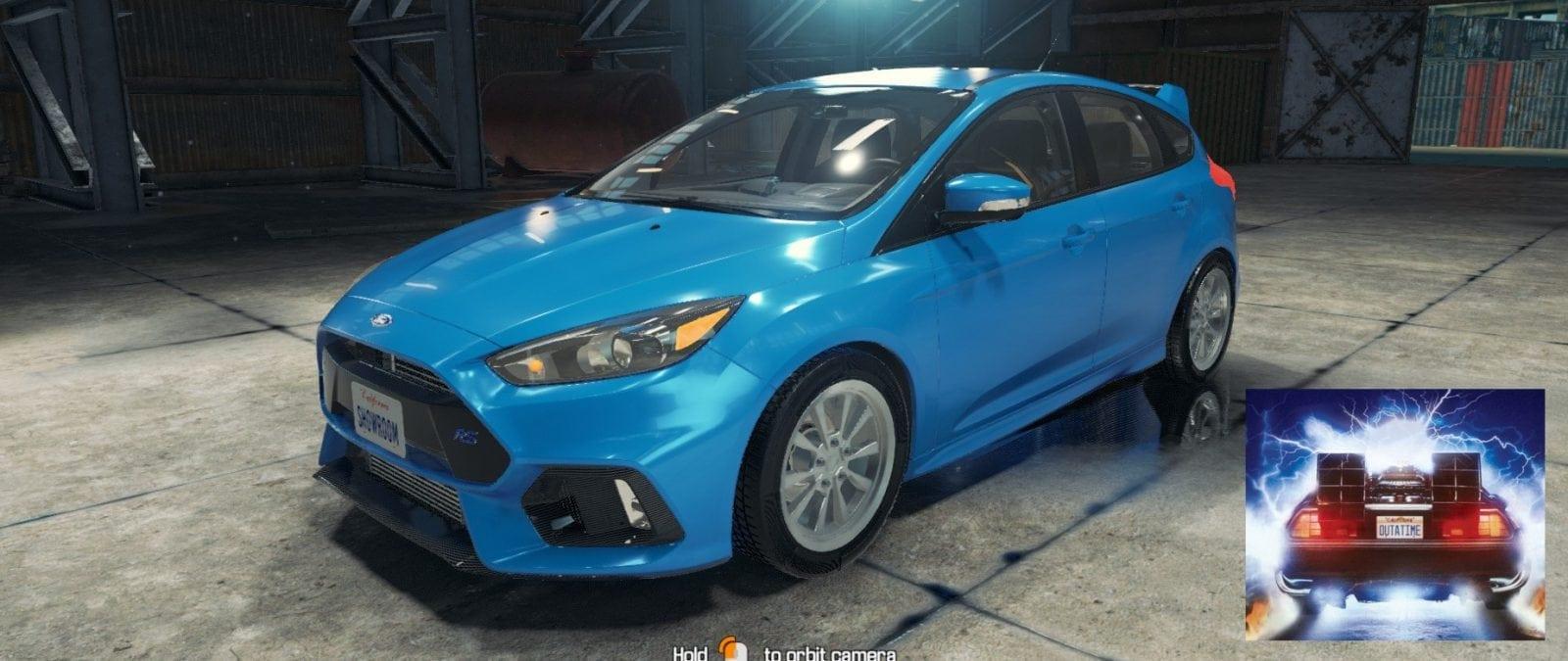 2017 ford focus rs mod for car mechanic simulator 2018. Black Bedroom Furniture Sets. Home Design Ideas