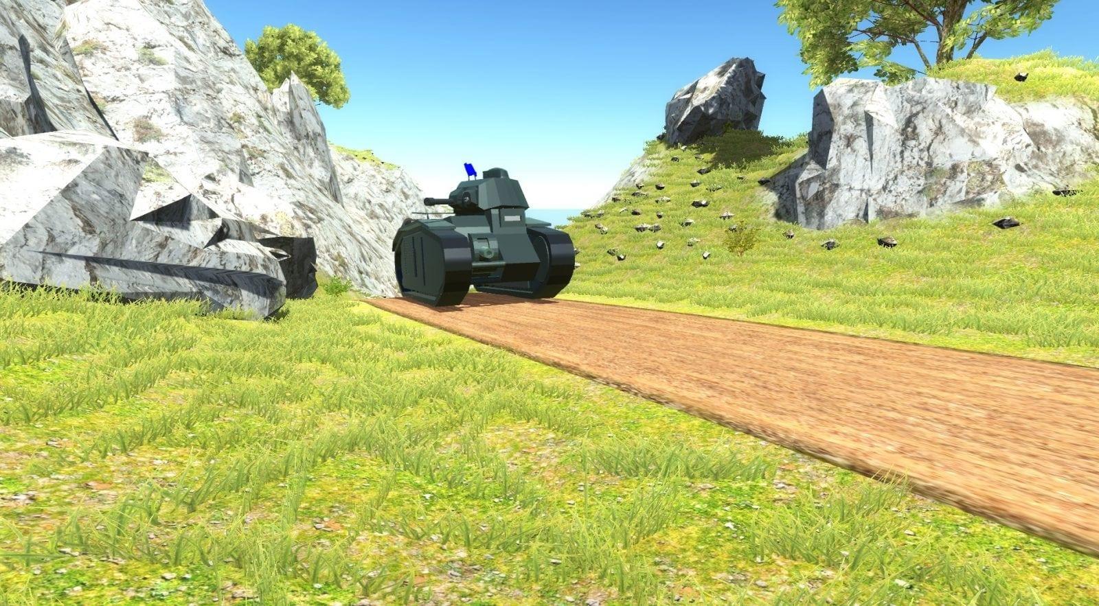 Ravenfield Tank Mods