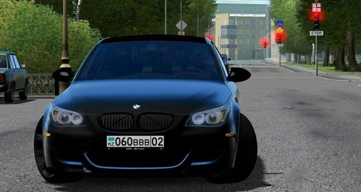 Bmw M5 E60 V2 0 Mod For City Car Driving V 1 5 1 1 5 5