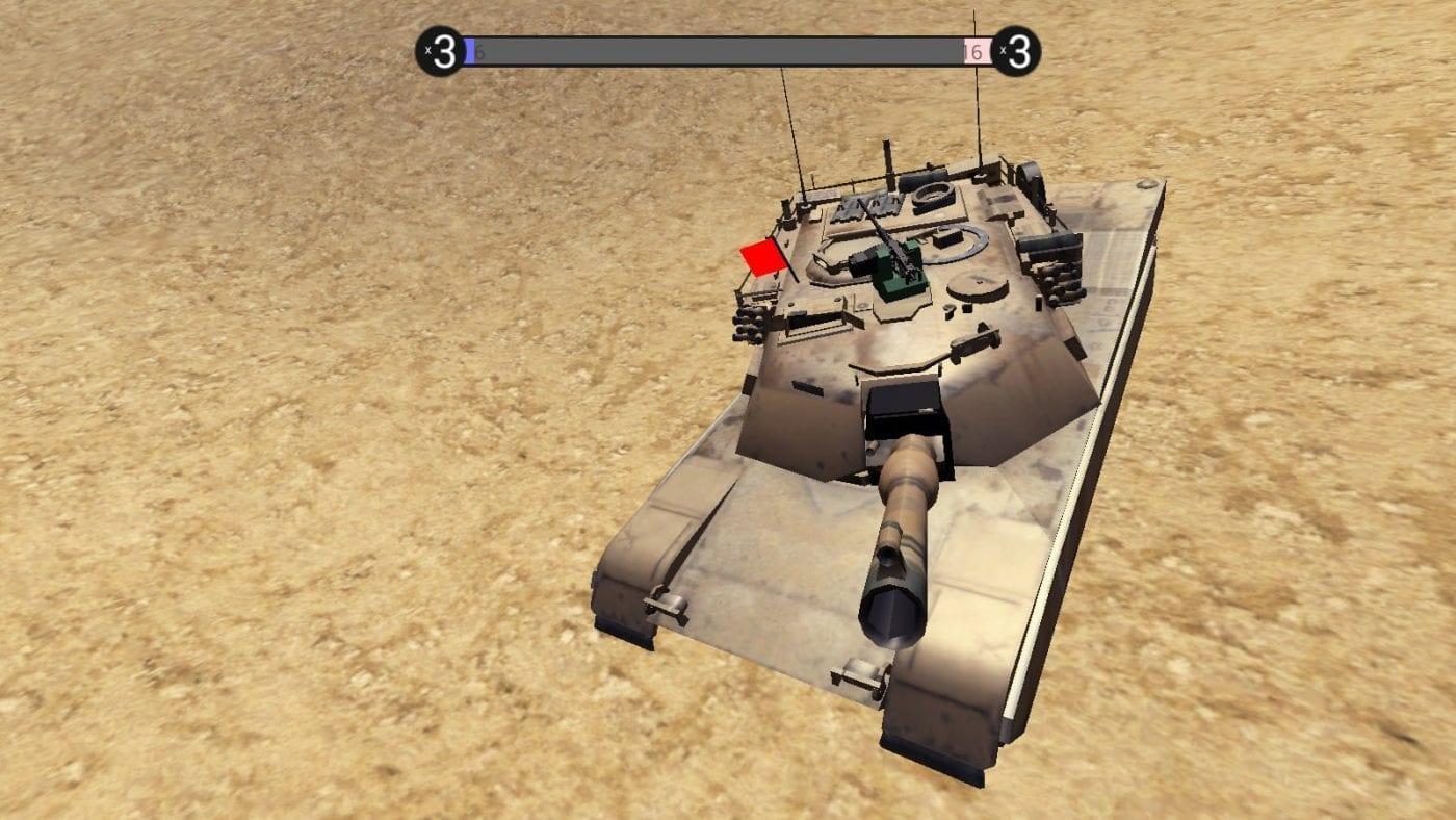 M1 Abrams Tank Mod for Ravenfield
