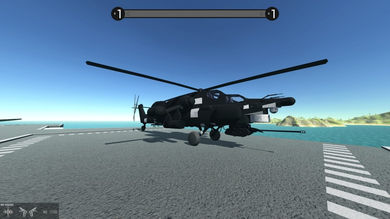 Mi-28 Havoc Attack Helicopter Mod for Ravenfield