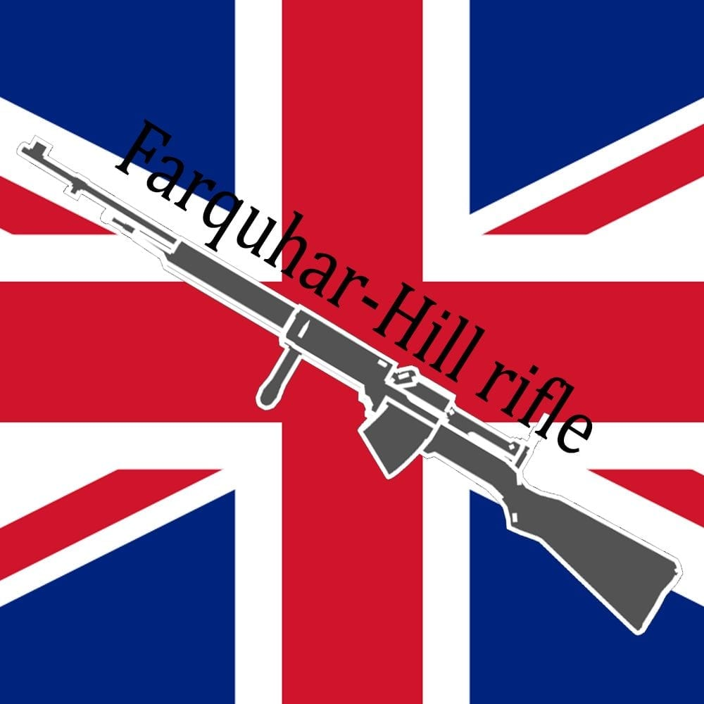 Farquhar-Hill rifle Mod for Ravenfield