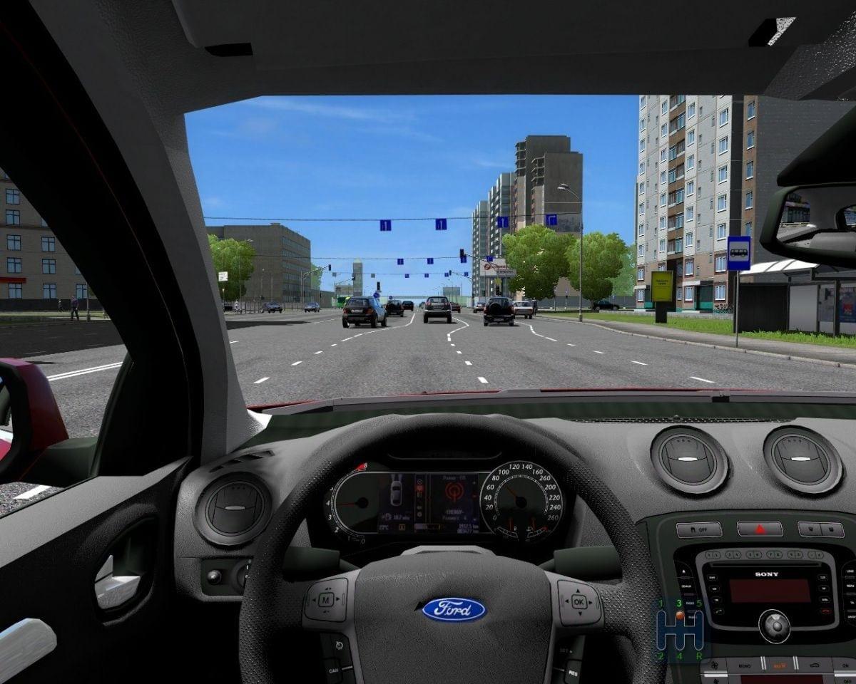 Как сделать чтобы не лагал city car driving