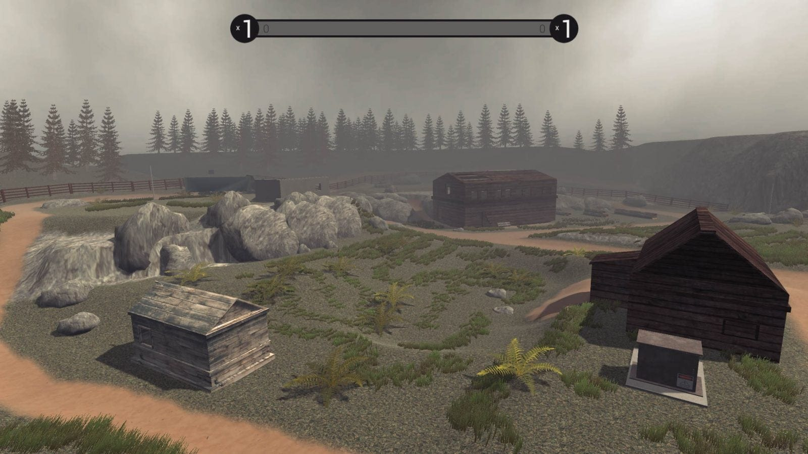 Old_Sawmill2 [Contract Wars map] Mod for Ravenfield