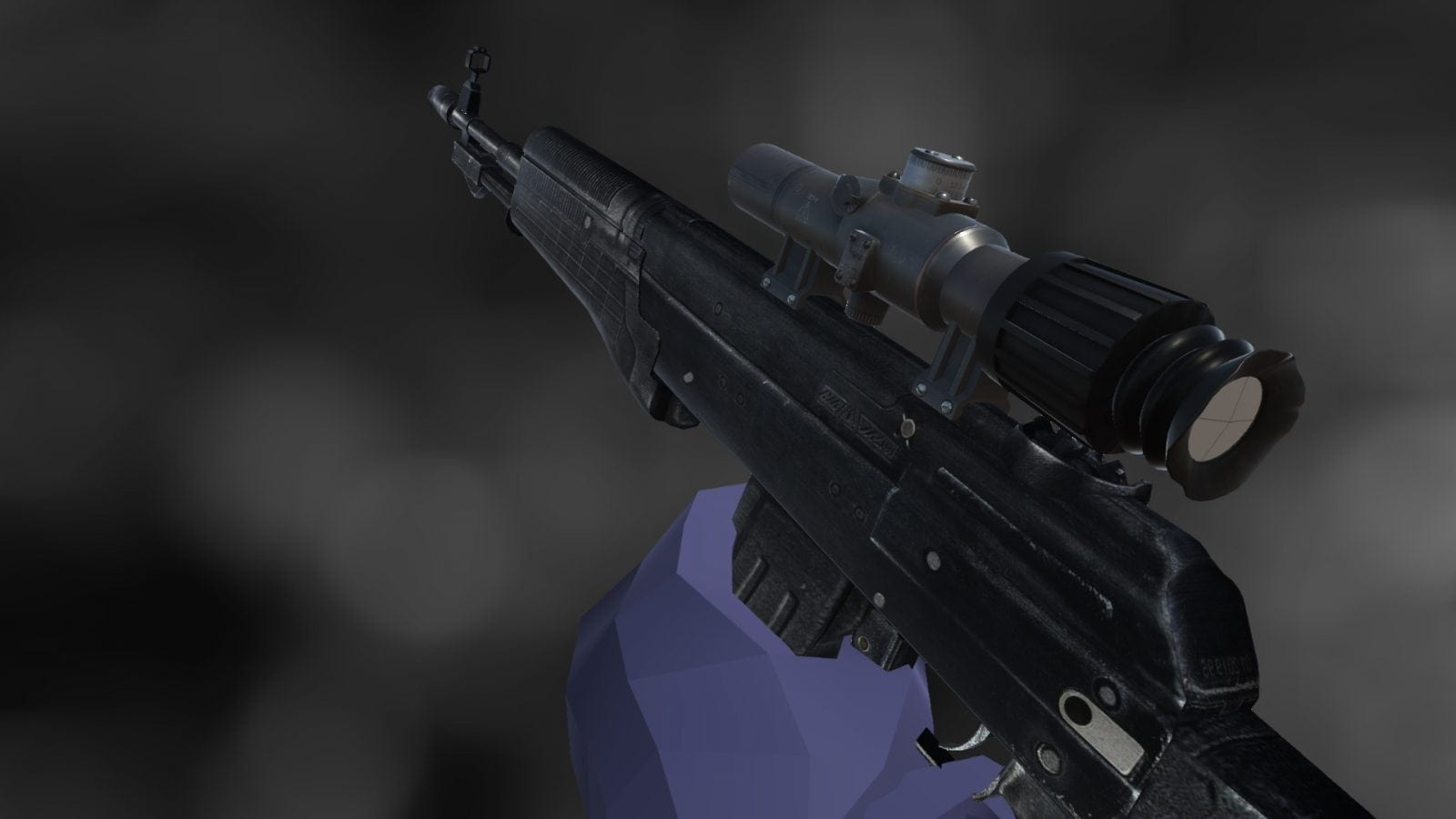AN-94 Mod for Ravenfield