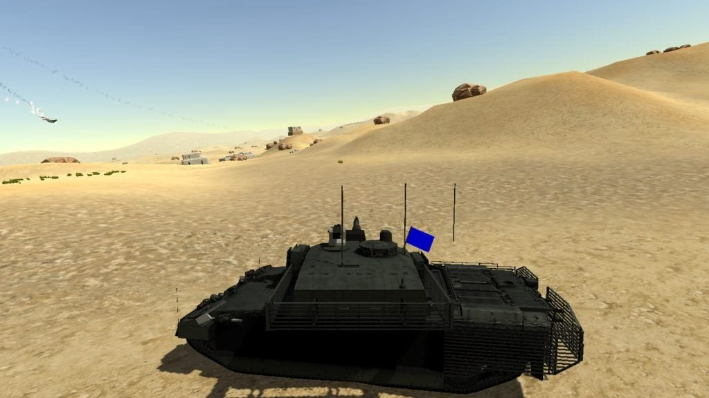 British Vehicle Pack Mod for Ravenfield