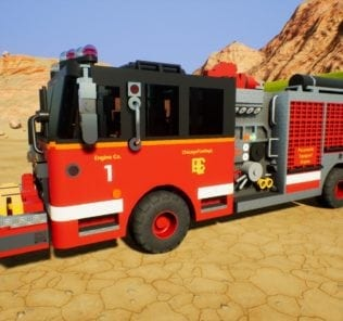 Chicago Engine 1 Mod for Brick Rigs