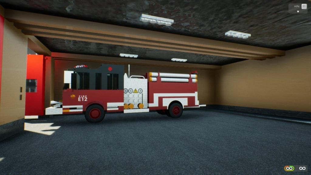 City Of Brick Rigs Fire Department Mod for Brick Rigs