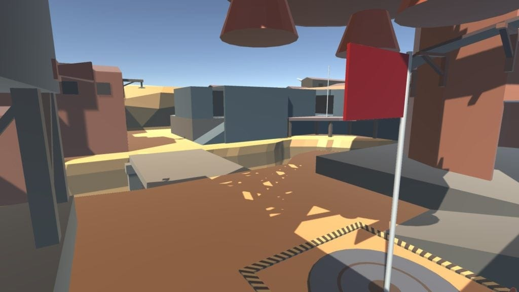 Dustbowl [from Team Fortress 2] Mod for Ravenfield