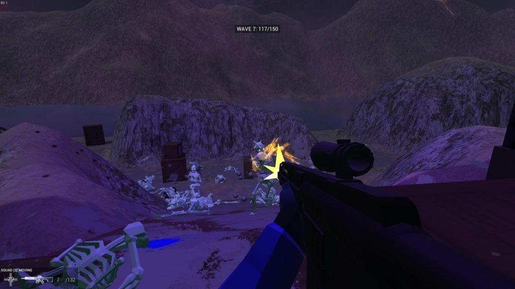 METEORITE ISLE Mod for Ravenfield