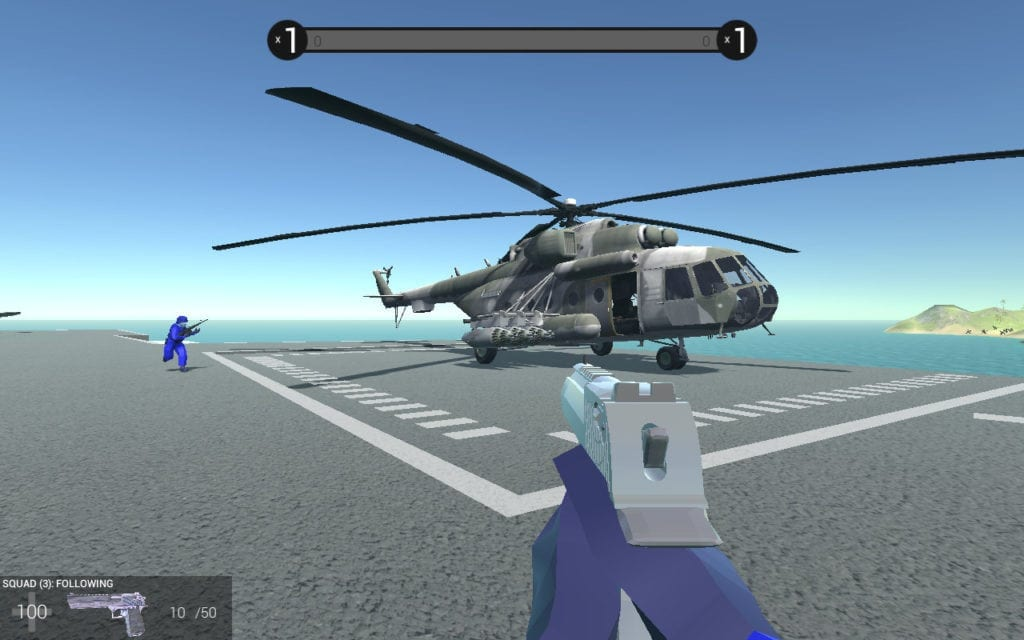 Mi-17S Mod for Ravenfield