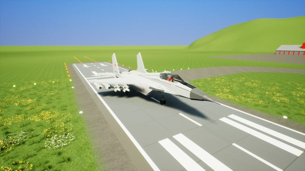 MiG-29 Full load Mod for Brick Rigs