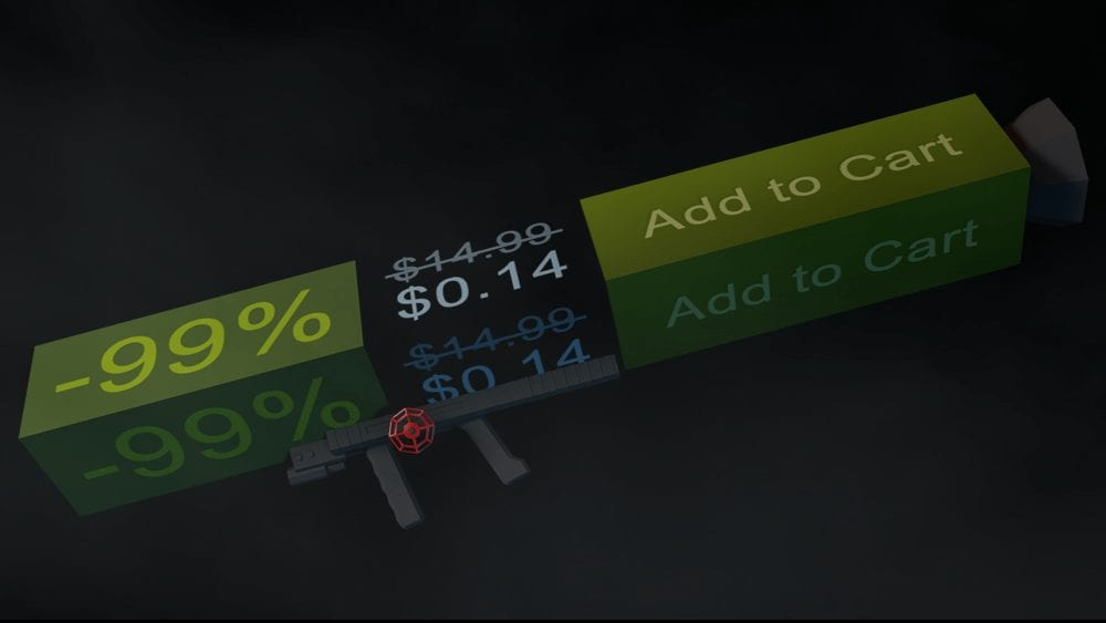 Steam Sale Mod for Ravenfield