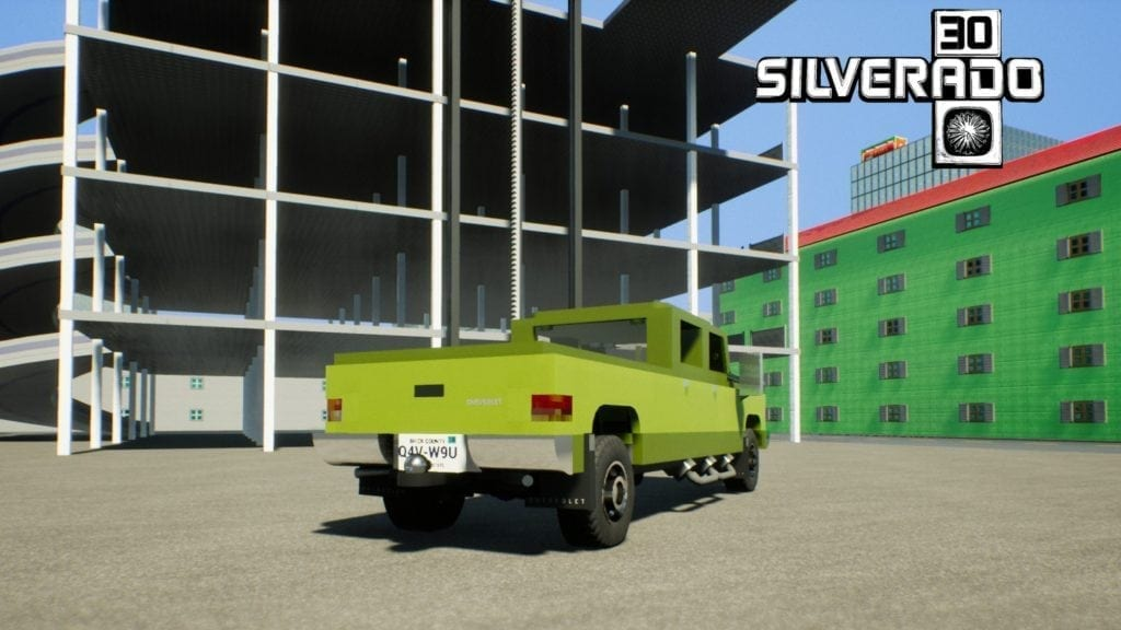 1973 Chevrolet K30 Mod for Brick Rigs