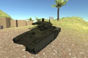 BMPT-72 Terminator II (BMST) Mod for Ravenfield