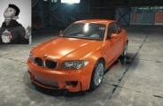 BMW 1M Coupe Mod for Car Mechanic Simulator 2018