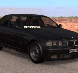 BMW E36 Mod for BeamNG Drive