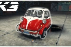 BMW Isetta Mod for Car Mechanic Simulator 2018