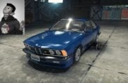BMW M635 CSi Mod for Car Mechanic Simulator 2018
