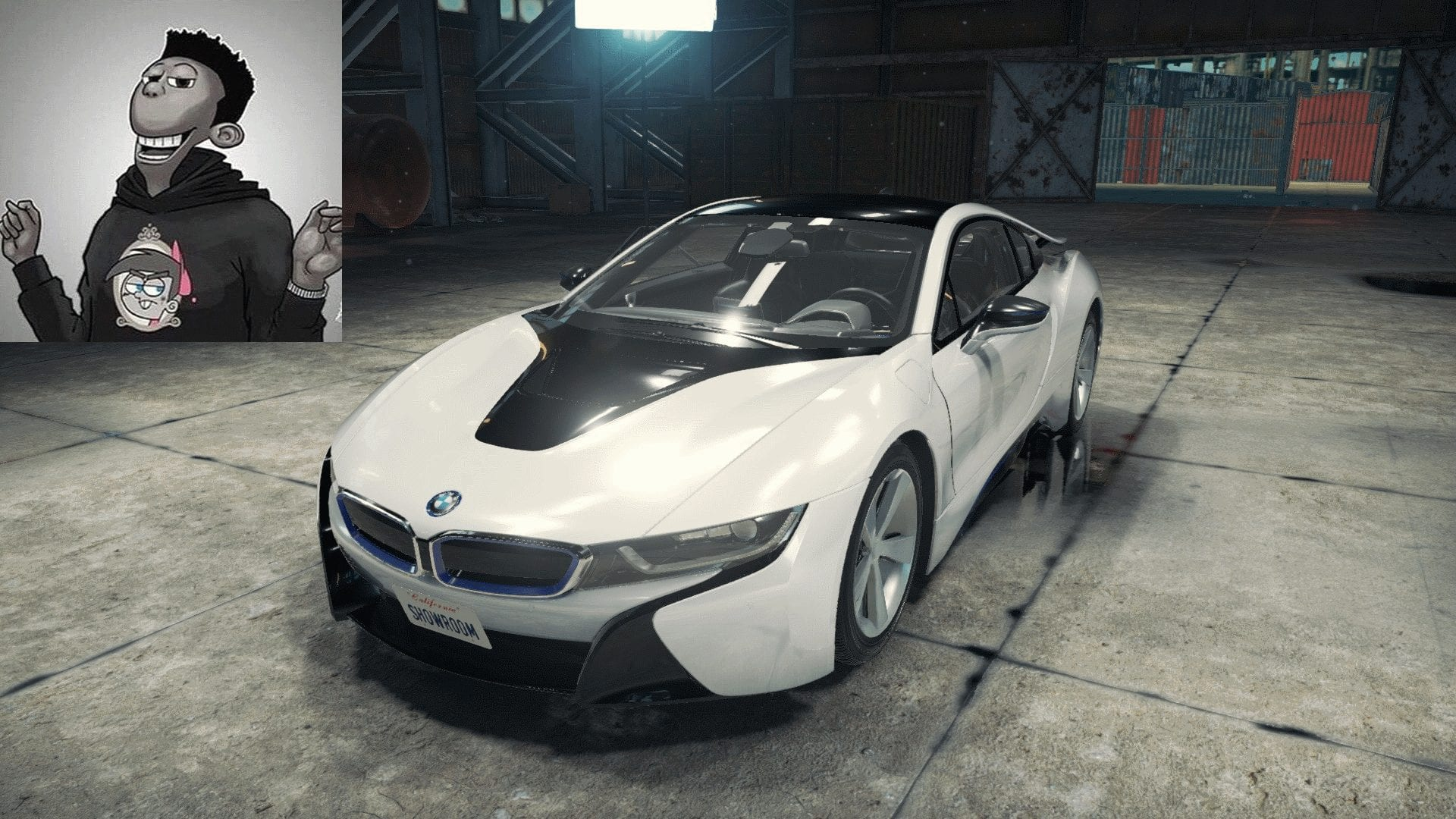 Bmw I8 Mod For Car Mechanic Simulator 2018