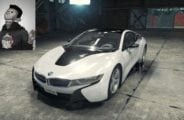 BMW i8 Mod for Car Mechanic Simulator 2018
