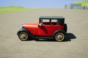 Burnett Type A Mod for Brick Rigs