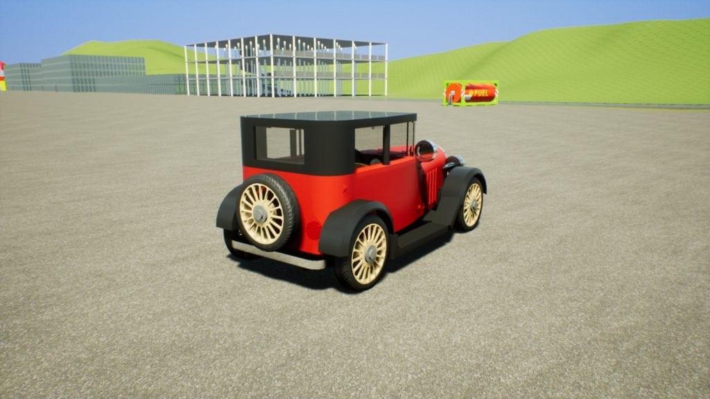 Burnett Type A Mod for Brick Rigs