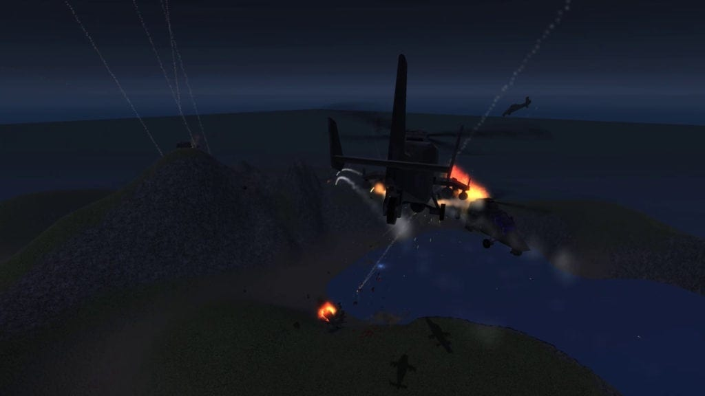 HeliOne Mod for Ravenfield