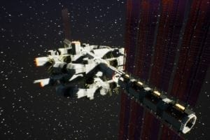 KIR-Arms Space Station 15k Mod for Brick Rigs