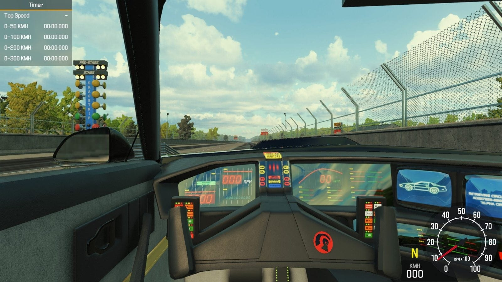 KITT Knight Industries Two Thousand Mod for Car Mechanic