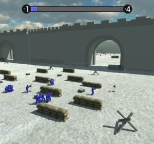 Out-Numbered Mod for Ravenfield