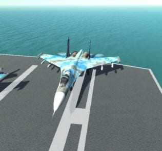 SU-27 Flanker-B Mod for Ravenfield