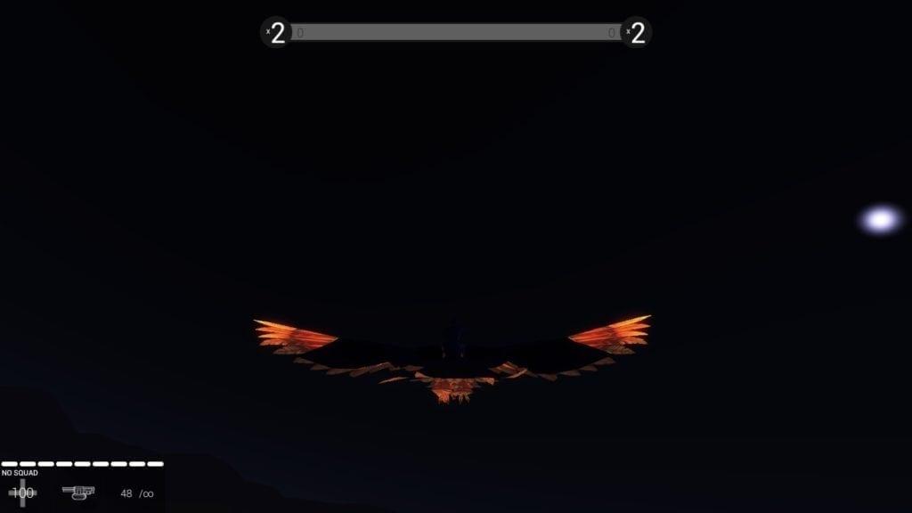 Solar Hawk Mount - Flying Avian Creatures Mod for Ravenfield