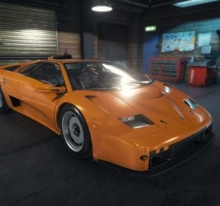 1997 Lamborghini Diablo SV Mod for Car Mechanic Simulator 2018