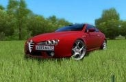 Alfa Romeo Brera Mod for City Car Driving v.1.5.0 - 1.5.6