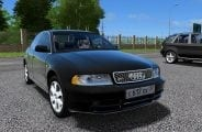 Audi s4 Mod for City Car Driving v.1.5.1 - 1.5.6