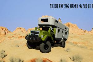 BrickRoamer HD-OR 6500 RV Mod for Brick Rigs