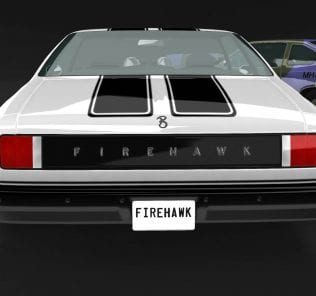 Bruckell Firehawk V12 1.0.1.1 Mod for BeamNG Drive