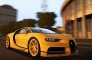 Bugatti Chiron 2016 Sound Fix Mod for City Car Driving v.1.5.6