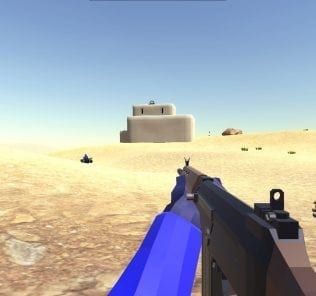 FN FAL Mod for Ravenfield
