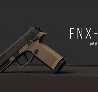 FNX-45 Mod for Ravenfield