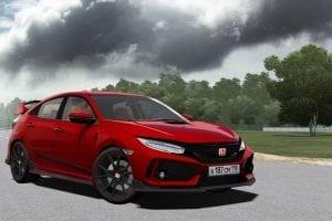 Honda Civic Type R 2018 Mod for City Car Driving v.1.5.6