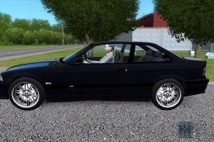 Modified BMW M3 E36 Mod for City Car Driving v.1.5.1 - 1.5.5