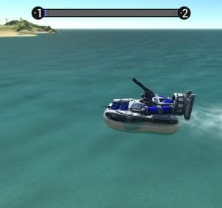Red Alert3:Riptide ACV Mod for Ravenfield