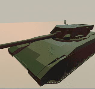 T-14 ARMATA Mod for Ravenfield