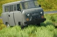 UAZ 451 Mod for Brick Rigs