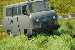 UAZ 451 Mod for Brick Rigs