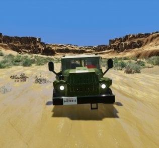 Ural 4320 Mod for Brick Rigs